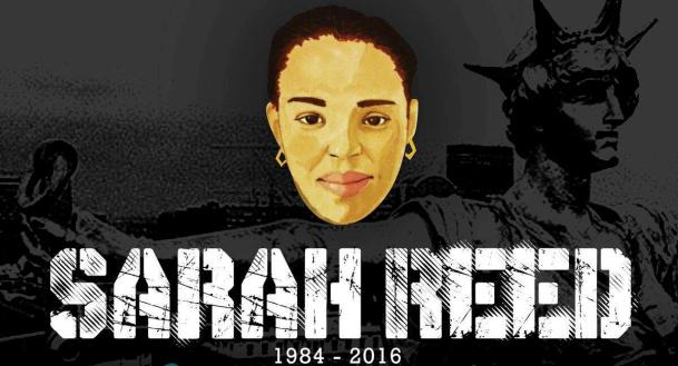 SARAH REED CAMPAIGN FOR JUSTICE